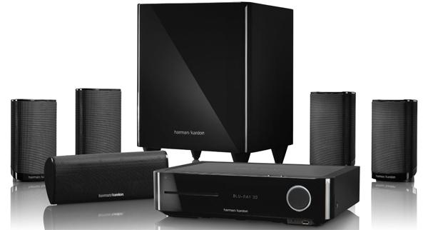 3D-fähiges 5.1 Blu-ray-Heimkinosystem Harman-Kardon BDS 770 für 649 € - 19% sparen
