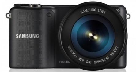 Systemkamera Samsung NX2000 mit 20-50 mm-Objektiv für 349 € *Update* jetzt für 177 € - 11% sparen
