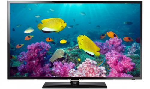 LED-Backlight-TV Samsung UE39F5370 (Triple-Tuner, Smart TV, HbbTV) für 349 € - 16% sparen