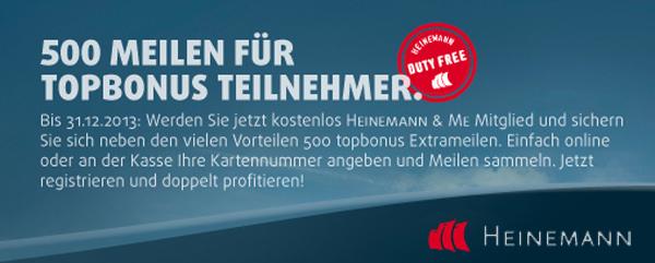 AirBerlin: 500 Bonusmeilen komplett kostenlos sichern