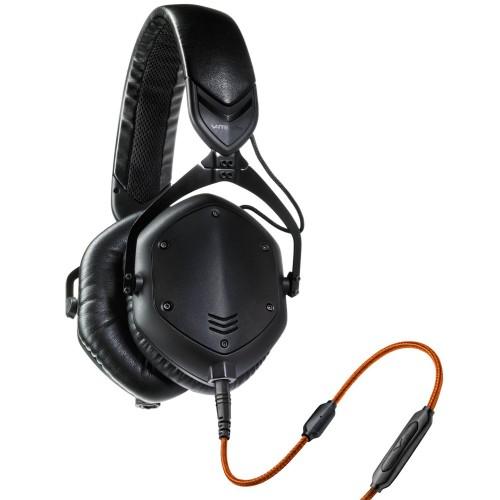Kopfhörer V-MODA M-100-U matte black bei Amazon Italien für 178,93 € - 38% sparen