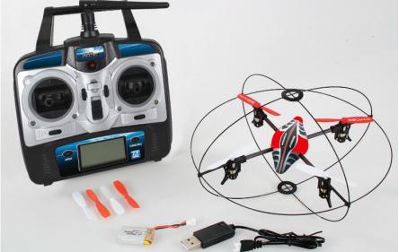 "Revell Quadrocopter ""Atomium"" (4 CH) um 22 € - bis zu 49% sparen"