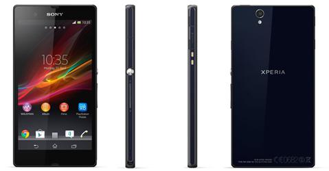Android-Smartphone Sony Xperia Z für 333 € bei Base *Update* jetzt für 249 €