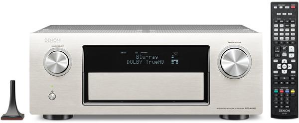 7.2 AV-Receiver Denon AVR-X4000 für 633,95 € - 10% Ersparnis