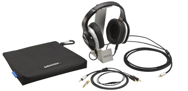 Premium-Kopfhörer Denon AH-D600 für 199,99 € bei Amazon *Update* jetzt für 189 € - 15% sparen