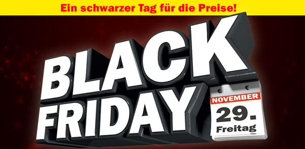 Black Friday: Angebote von Media Markt Österreich im Check