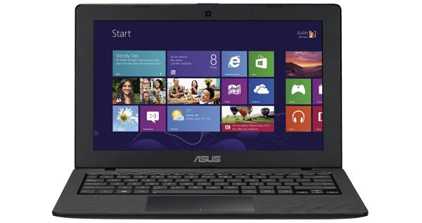 """Touchscreen-Netbook Asus F200CA-CT142H (11,6"""", 320 GB HDD, Win 8) für 329 € - 17% sparen"""