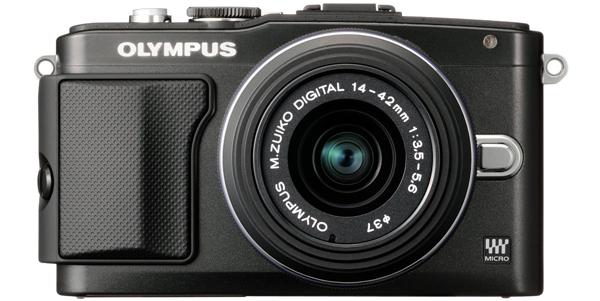 Systemkamera Olympus Pen E-PL5 + 14-42-mm-Objektiv für 425 € - 20% sparen