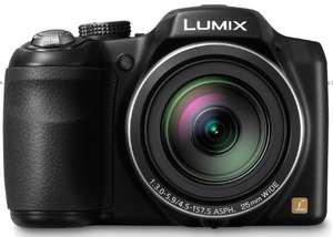 Bridge-Kamera Panasonic Lumix DMC-LZ30E für 114 € bei Amazon UK - 38% sparen