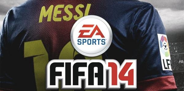 FIFA 14 (PlayStation 3) für 34,99 € bei Amazon & 15 € Rabatt auf FIFA 14 bei Müller