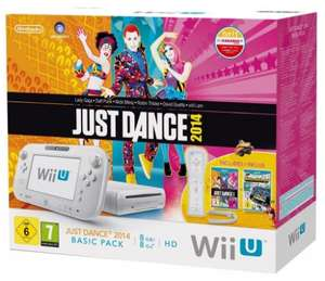 Nintendo Wii U Just Dance 2014 Basic Pack für 192,43 € - 20% Ersparnis