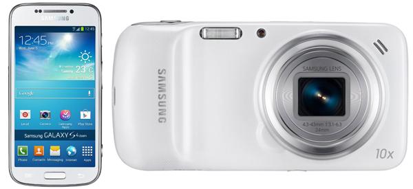 Android-Smartphone Samsung Galaxy S4 Zoom mit 16-MP-Kamera für 199 € *Update*