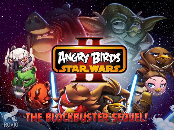 Angry Birds Star Wars II kostenlos statt für 0,89 € im iTunes Store *Update*