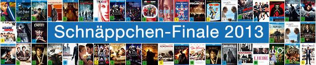 Amazon: 5 Tage Film-Schnäppchen mit günstigen DVDs und Blu-rays