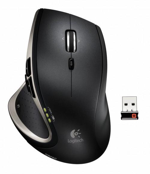 Logitech Performance Mouse MX für 43 Euro statt 55 Euro