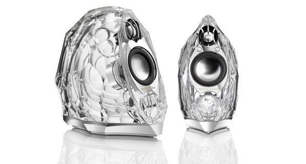 Refurbished Hochleistungs-Desktop-Audiosystem Harman Kardon GLA-55 für 279,20 €