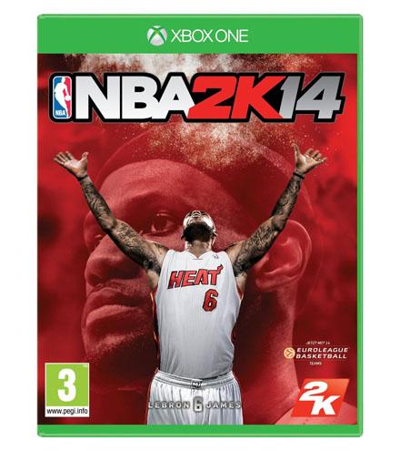NBA 2K14 (Xbox One) ab 15 € bei Media Markt Online - 49% Ersparnis