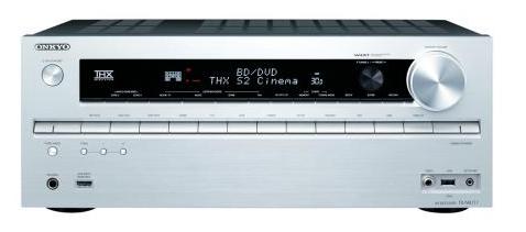 7.2 AV-Receiver Onkyo TX-NR717 (3D, 4k-Upscaling, Webradio) für 399,99 € - 23% sparen