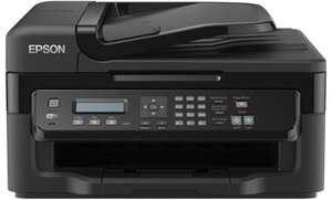 4-in-1 Multifunktionsgerät Epson WorkForce WF-2530WF für 71,64 € - 14% sparen