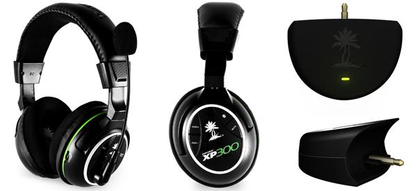 Gaming-Headset Turtle Beach Ear Force XP300 (PS3, Xbox 360) für 59 € - 25% sparen