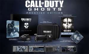 Call of Duty: Ghosts - Prestige Edition (Xbox 360) ab 82,97 € bei Amazon *Update* jetzt ab 69,97 €