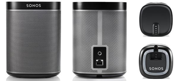 WLAN-Lautsprecher Sonos Play:1 für 164,75€ - 16% sparen