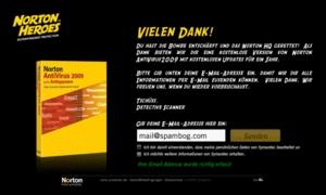 Gratis Norton AntiVirus 2009 für ein Jahr