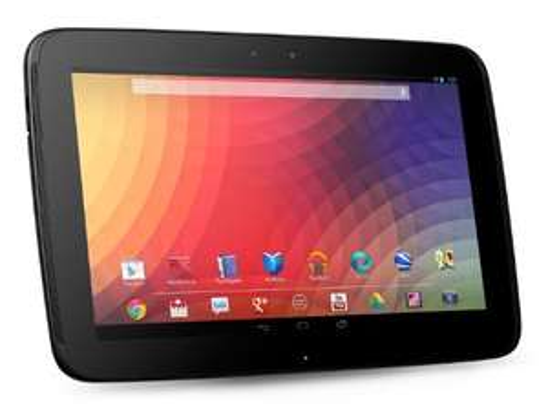 Google Nexus 10 (16 GB, WiFi) um 249 € - bis zu 11% sparen