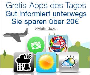 Amazon: 7 kostenpflichtige Android-Apps im Wert von über 25 € gratis herunterladen