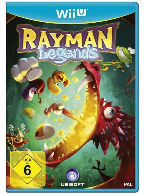 Rayman Legends (Wii U) für 20,01 € bei Amazon und Redcoon
