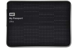 "Western Digital My Passport Ultra (2,5"", 2 TB, USB 3.0) ab 99 € - bis zu 16% sparen"