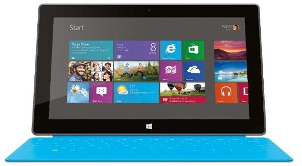 Microsoft Surface RT (64 GB) + Touchcover für 349 € *Update* jetzt ab 249,63 € - bis zu 22% sparen