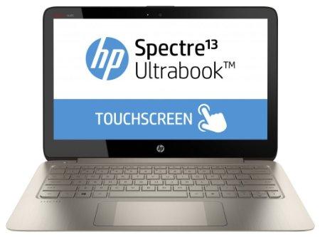 """Ultrabook HP Spectre 13-3010eg (13,3"""", Touchscreen, 2560 x 1440, Core i7) für 1198,76 € - 10% sparen"""