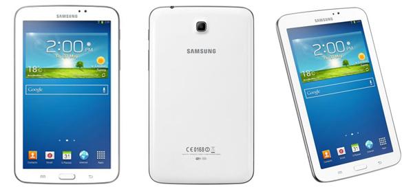 """Samsung Galaxy Tab 3 7.0 Lite (7"""", 8 GB, WiFi) für 105,90 € *Update* jetzt für 95,90 €"""