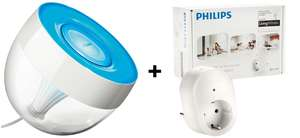 Philips LivingColors Iris Clear + Living Whites Adapter für 64 € - 28% sparen