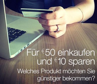 Knaller! 10 € Amazon Gutschein mit 50 € MBW kostenlos via Facebook