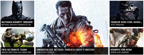 Xbox 360 Ultimate Game Sale mit Rabatten auf ausgewählte Spiele *Update*