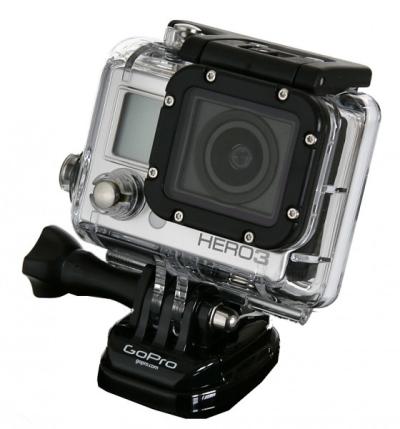 GoPro HERO3 Black Edition ab 279 € bei Redcoon - bis zu 16% sparen