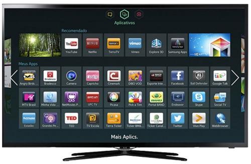 Samsung UE40F5500 (Smart TV, Wifi, Full HD) für 358,90 € - 27% sparen