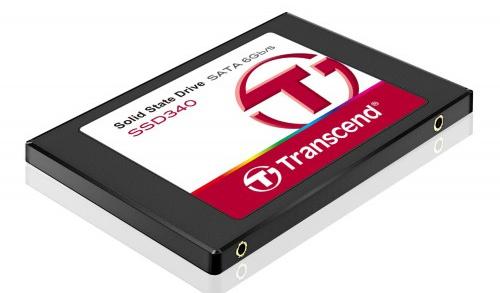 Transcend TS256GSSD340 - interne-SSD mit 256 GB für 99 € *Update* jetzt für 87,90 €