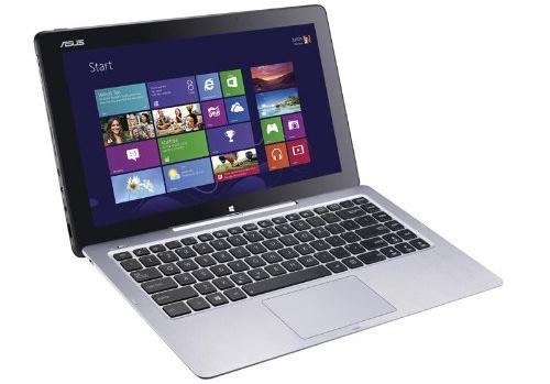 Convertible-Ultrabook Asus Transformer Book T300LA (Core-i5, Win 8, 4 GB RAM) für 799 €