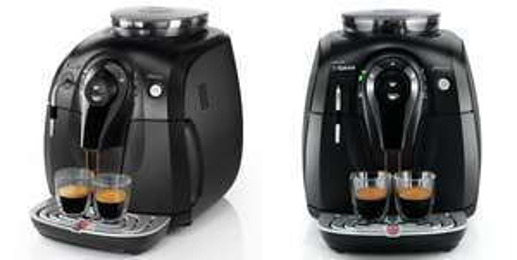 Kaffeevollautomat Saeco Xsmall HD8743 für 188 € - 21% Ersparnis