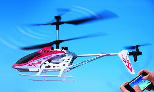 iSuper iHeli i032 Helikopter mit iOS-Steuerung um 38 € - bis zu 46% sparen