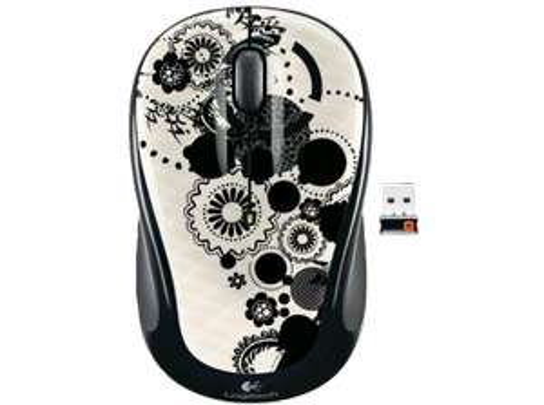 "Logitech M325 Wireless Maus Special Edition ""ink gears"" inkl Unifying Empfänger um 20 € - bis zu 33% sparen"