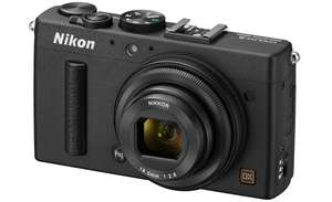 Digitalkamera Nikon Coolpix A (16,2 MP) für 555,90 € - 14% Ersparnis