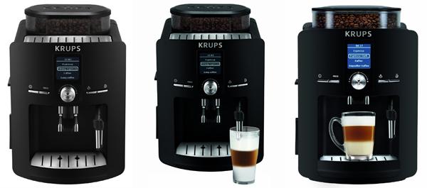 Kaffeevollautomat Krups EA8258 für 279,29 € bei Amazon - 19% Ersparnis