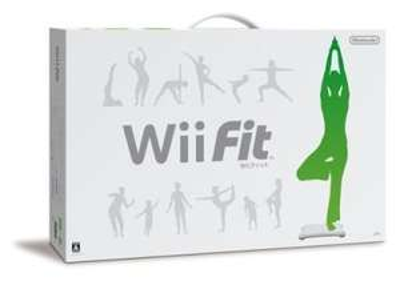 Nintendo Wii Fit inkl. Balance Board für 66€ *UPDATE*