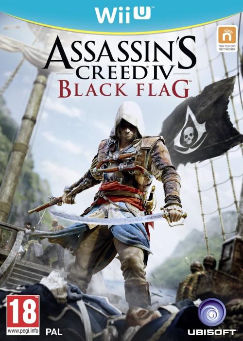 Assassin's Creed IV: Black Flag (Wii U) für 20,80 € *Update* jetzt für 19,15 € - 21% sparen