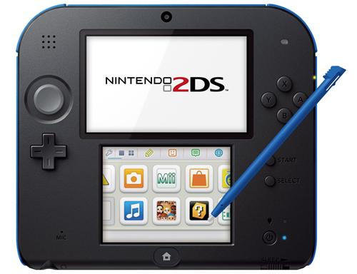 Nintendo 2DS für 88 € bei Saturn Österreich- bis zu 28% Ersparnis