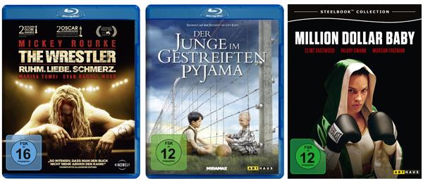 3 Blu-rays für zusammen 20 € bei Amazon *Update*